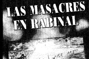 The Forensic Anthropology Team of Guatemala publishes the book Las Masacres en Rabinal (The Rabinal Massacres).